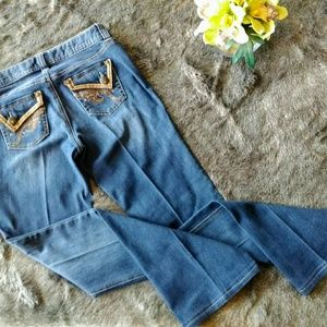 Cashe jeans